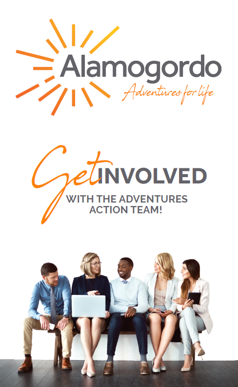 Cover of the Adventures Booklet