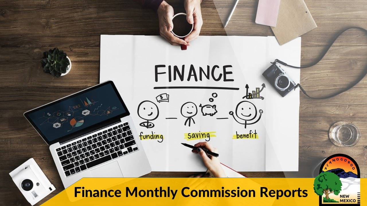 Finance Monthly Commission Reports