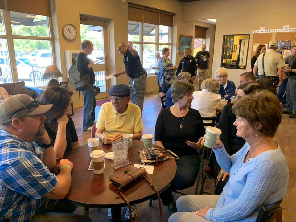 Coffee With a Cop- 10-15-19