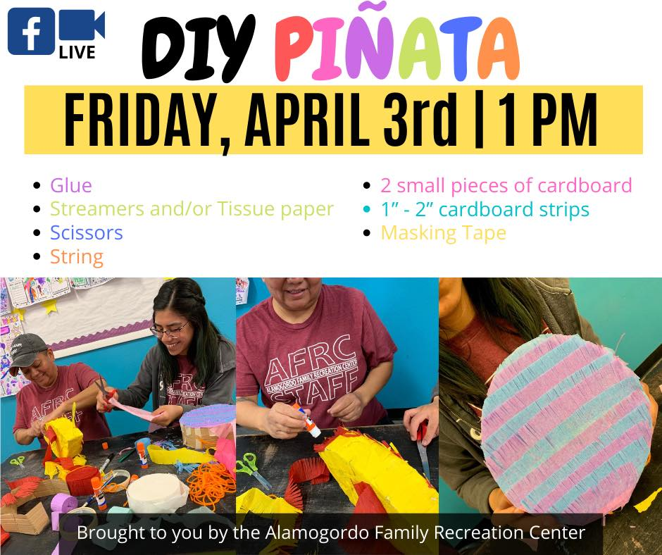 DIY Pinata Supplies