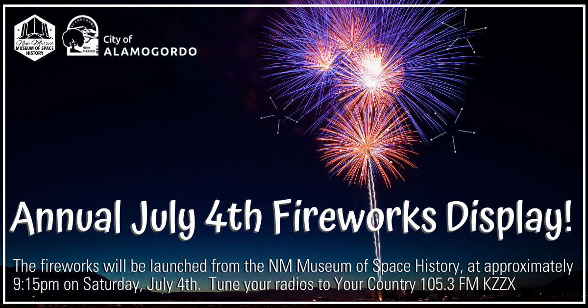 4th of July Fireworks Display 2020