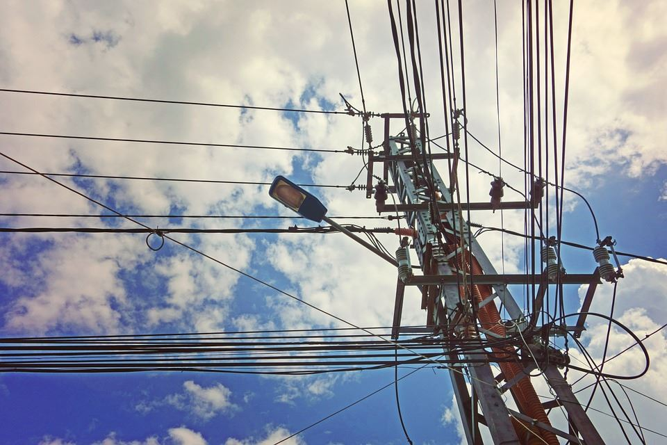 Image of Power Pole, utilities