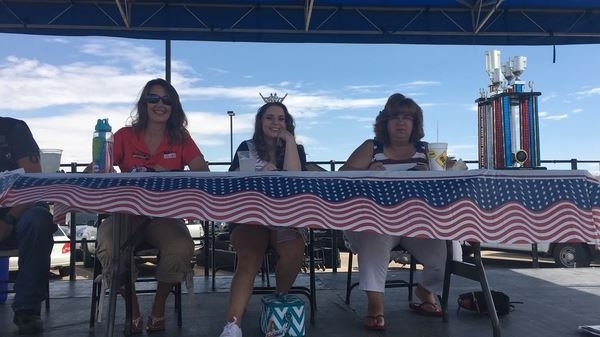 4th of July Parade Judges