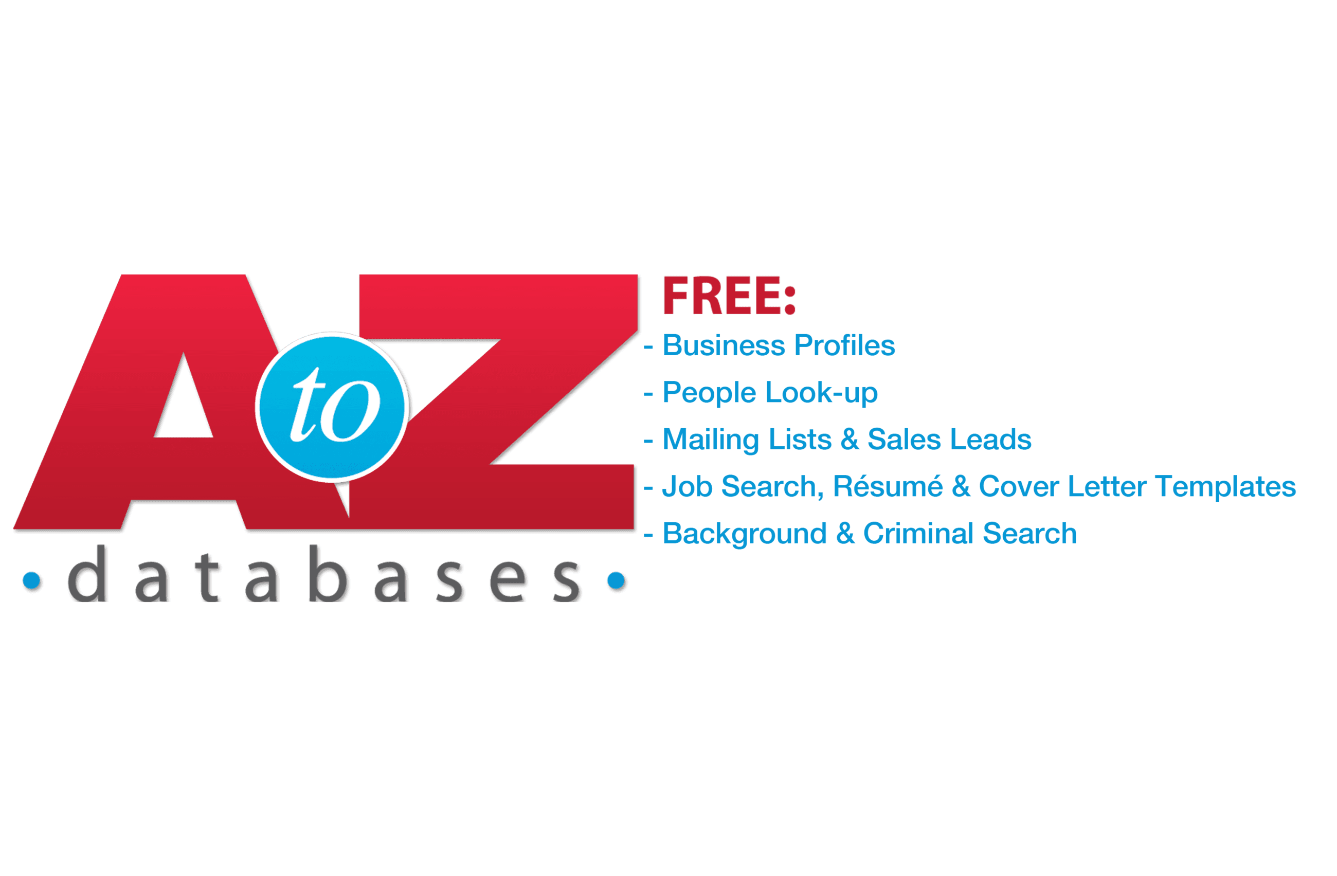 A toZ Database Logo