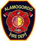 Alamogordo Fire Department Badge