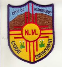 Code Enforcement Patch