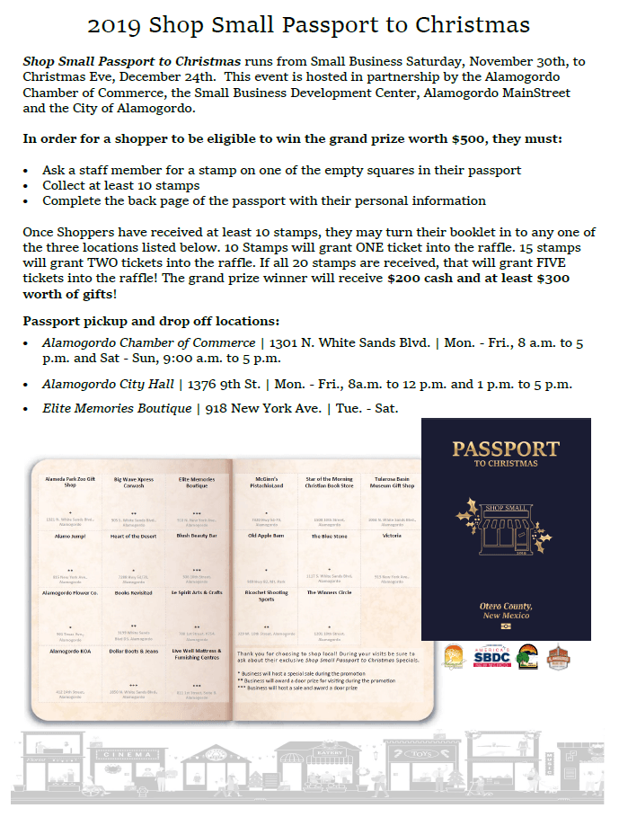 2019 Passport instructions and rules