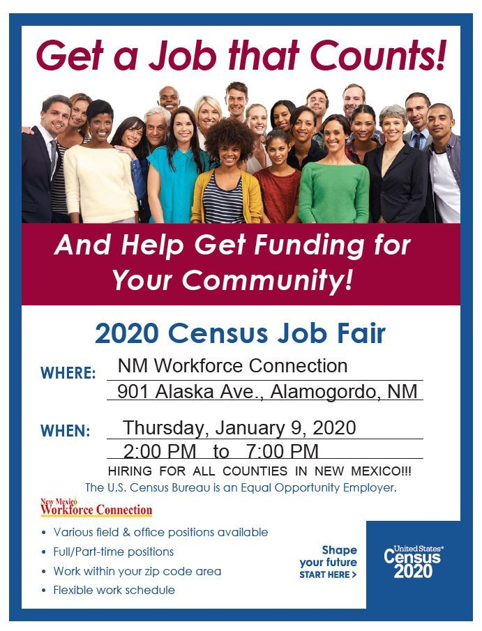 Job Fair Census