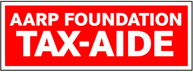 AARP Foundation Button