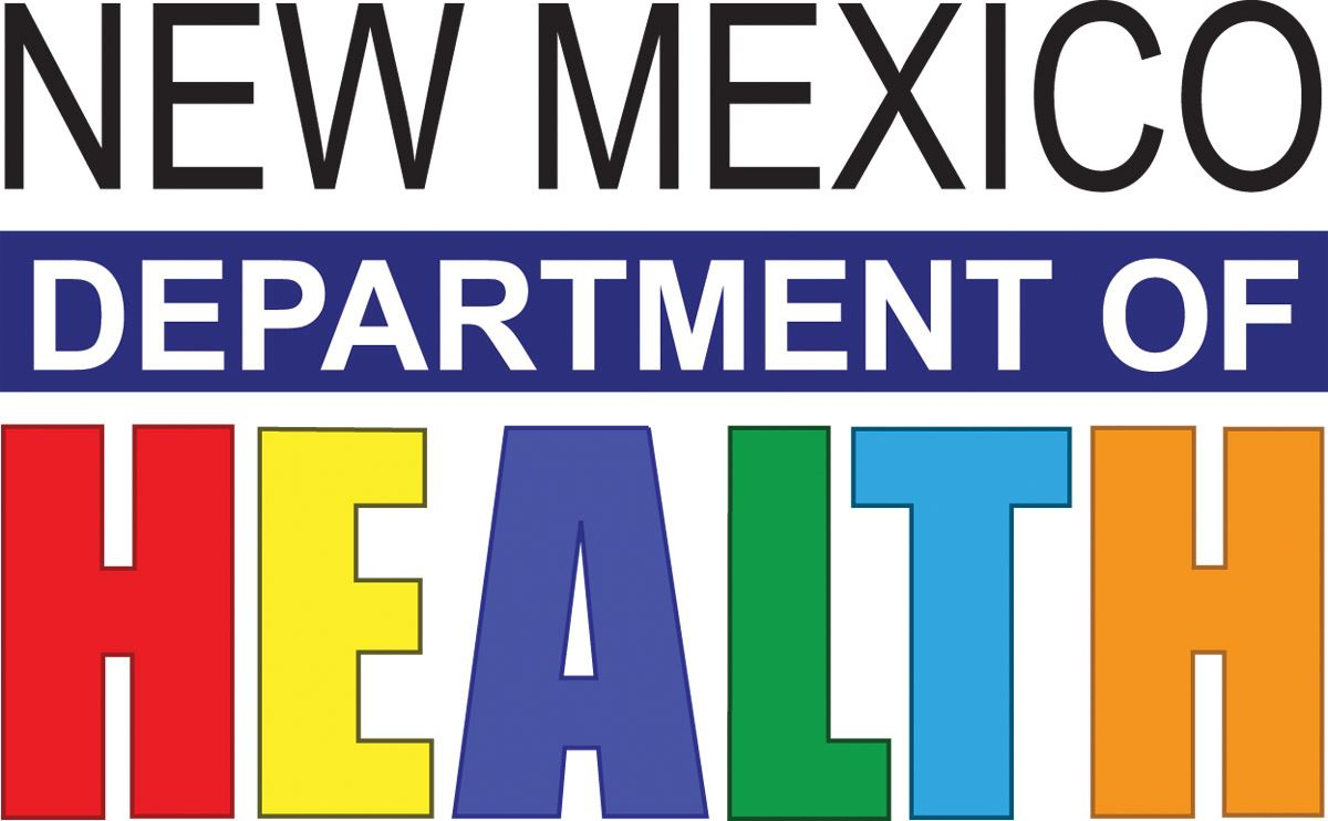 NM Dept of Health Logo