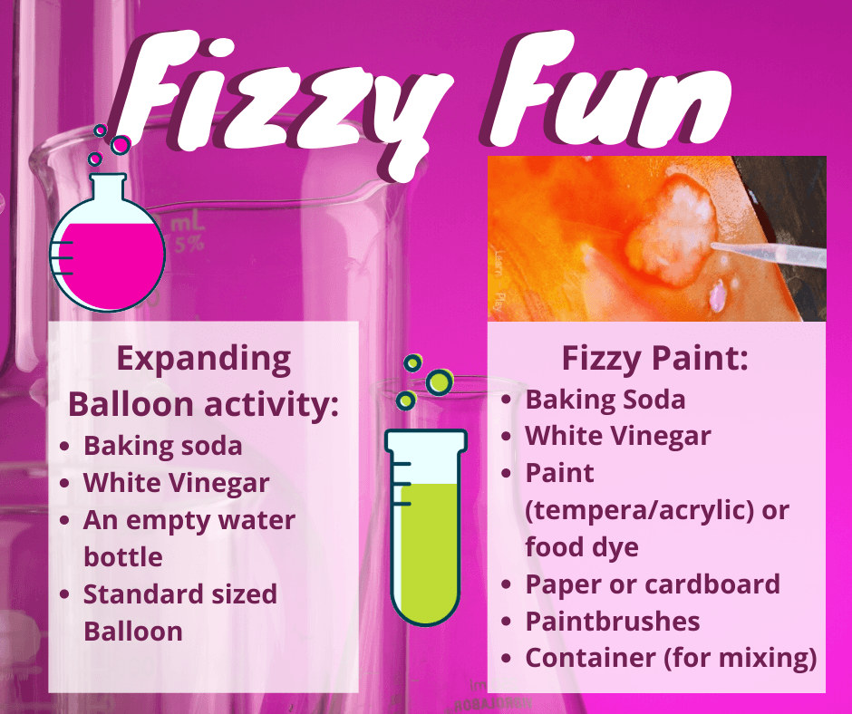 Fizzy Fun Supplies