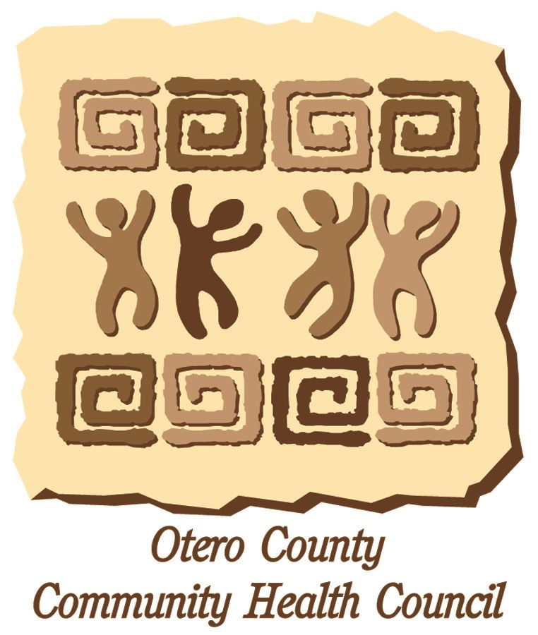 Otero County Health Council logo 2015