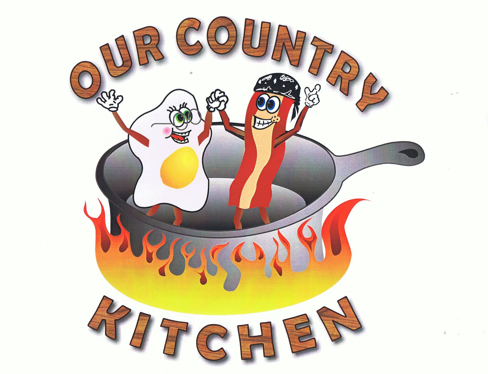 Our Country Kitchen Logo