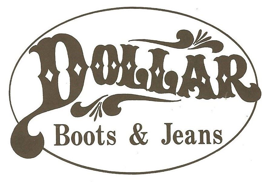 Dollar Boots & Jeans Logo