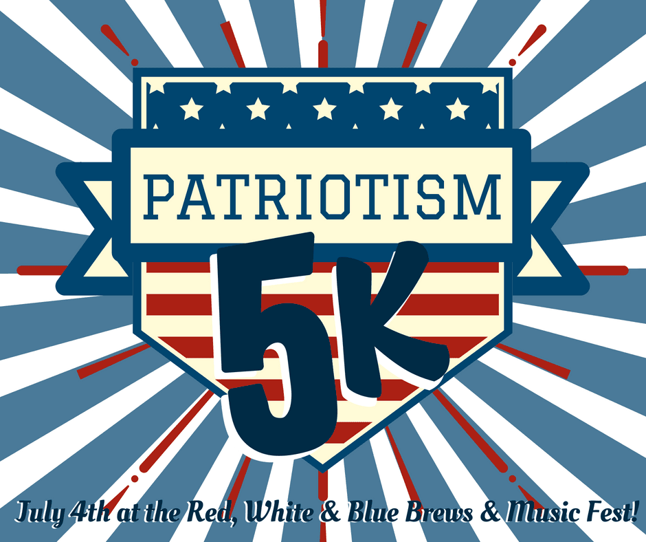 Patriotism 5K Graphic