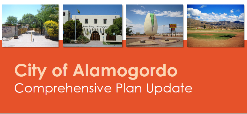 City of Alamogordo Comprehensive Plan Update (PDF)